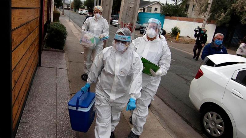 Confirmaron 349 muertes y 8.317 nuevos contagios en Argentina