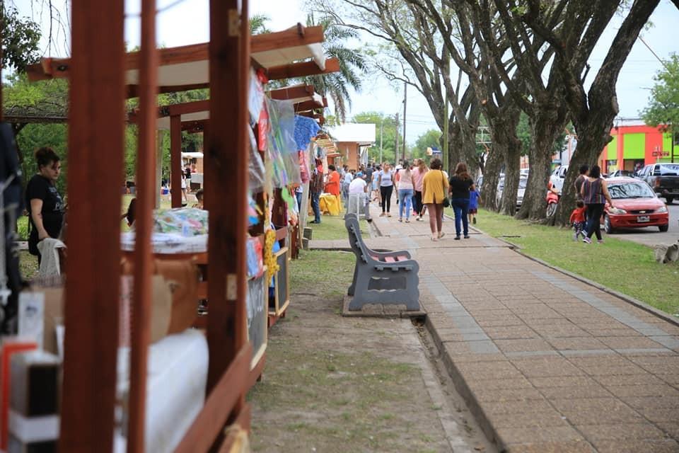 Feria al aire libre
