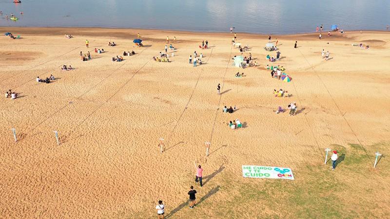 Definieron los protocolos para las playas y los balnearios en el país