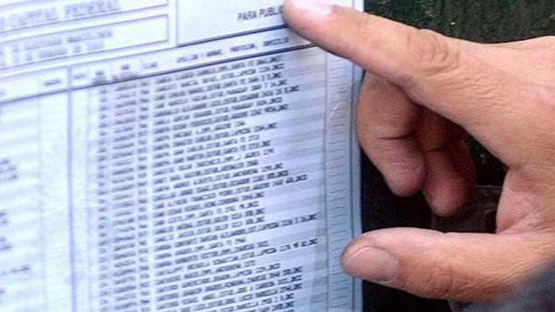 Elecciones 2021: desde este domingo se podrá consultar el padrón provisorio