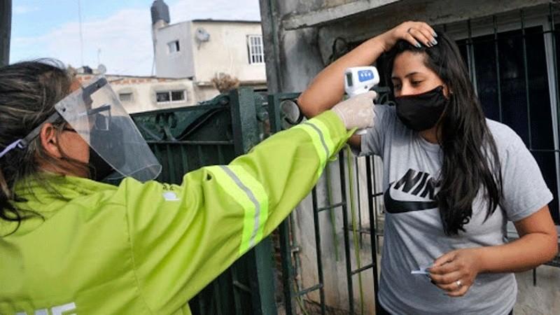 Covid-19 en Argentina: Reportaron 129 muertes y 5.645 nuevos contagios