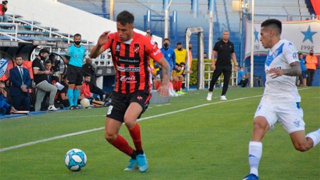 Copa de la Liga Profesional: Patronato perdió con Vélez y sigue sin poder sumar