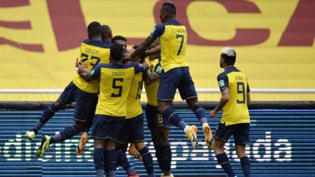 Ecuador le propinó una goleada histórica a Colombia