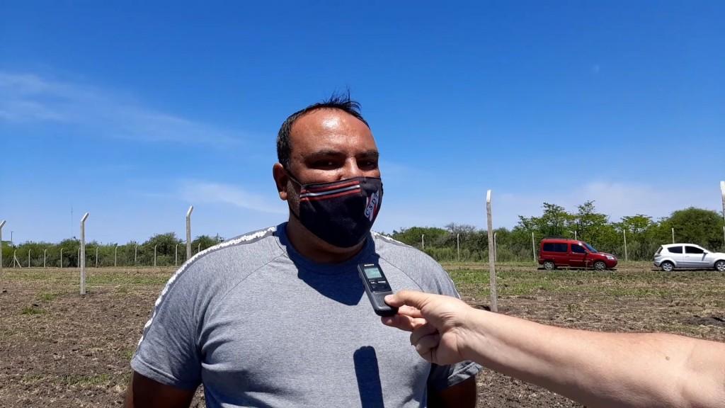 El nuevo predio del Club Social y Deportivo Talleres que cuenta con tres hectáreas para las prácticas deportivas