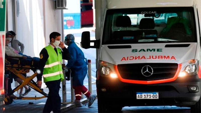 Informaron 112 muertes y 7140 nuevos casos de coronavirus en el país