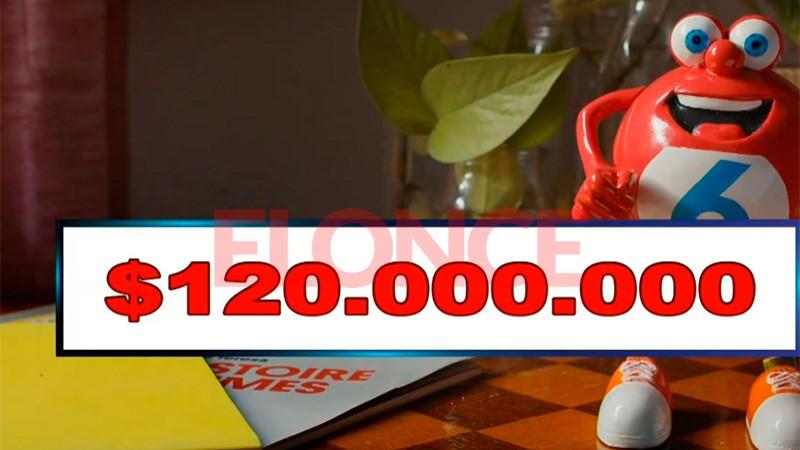 Quini 6: Pozos principales vacantes y 15 apostadores ganaron más de $ 387.000
