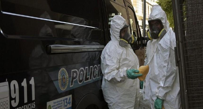 Coronavirus en Argentina: 229 fallecidos y 9.043 contagiados en las últimas 24 horas