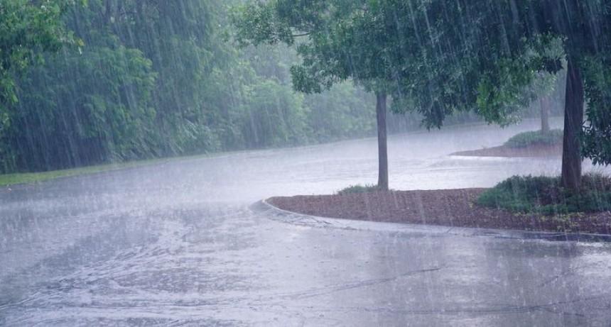 Alerta por tormentas fuertes para Entre Ríos y otras tres provincias