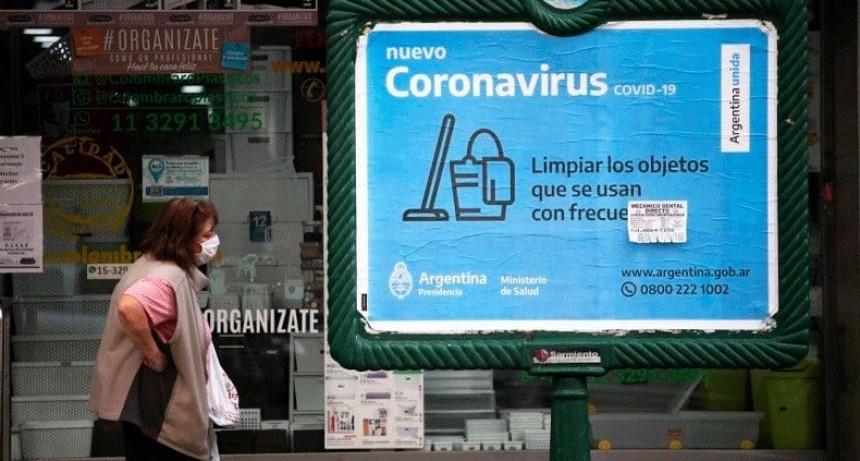 Reportaron 288 casos de coronavirus en trece departamentos: Paraná sumó 79