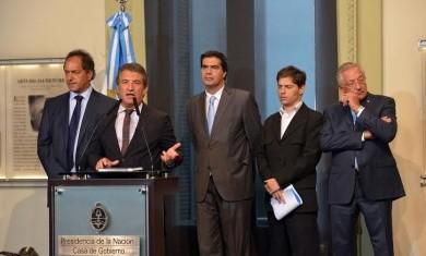 Alivio para la provincia: Sergio Urribarri firmo acuerdo para refinanciar  la deuda de Entre Ríos con la Nación