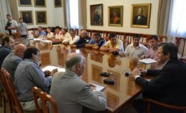 Hubo acuerdo entre los Bomberos Voluntarios y el Gobierno