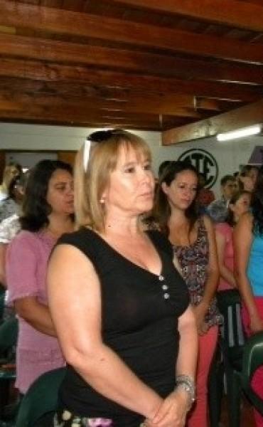 Estela Sosa y un balance de su gestión en la Coordinación de Adultos de Federal