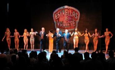 Se puso en marcha  la segunda temporada de revista, comedia y musicales en Entre Ríos