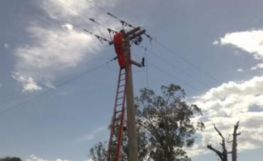 ENERSA dice que el abastecimiento de energía es normal en la provincia