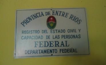 El Registro Civil estará abierto en el receso