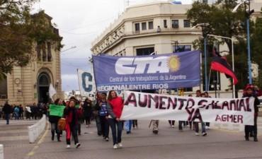 """Advierten que buscarán """"ningunear"""" la movilización de los trabajadores"""