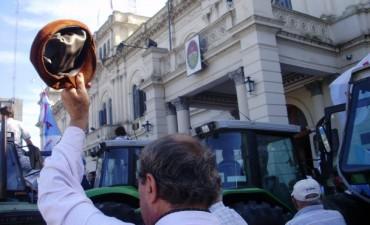 El campo entrerriano protestará en la cumbre del Mercosur