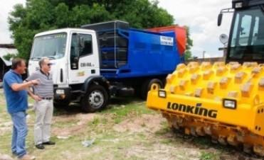 Más inversión para mejorar los caminos entrerrianos