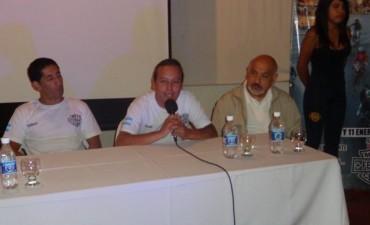 Se presentó el III Moto - Encuentro Solidario de Federal