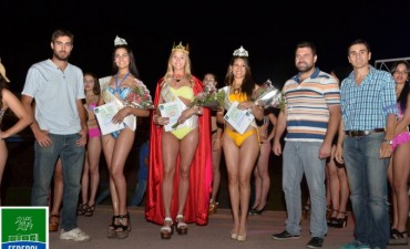 Chapino dejo oficialmente inaugurada la Temporada de Pileta