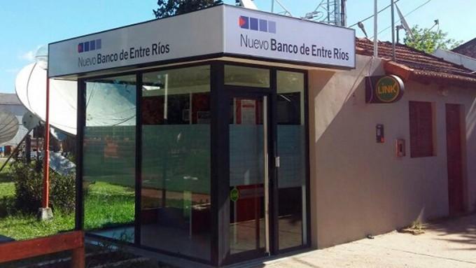Los empleados públicos de C.Bernardi cobraron por primera vez a través del Cajero Automatico