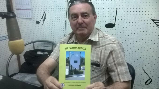 Miguel Brisman presenta su libro
