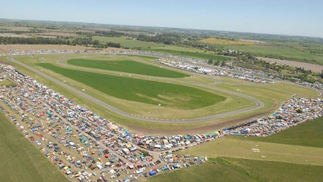El Autódromo de Paraná podría ser parte del calendario 2017 del Súper TC2000