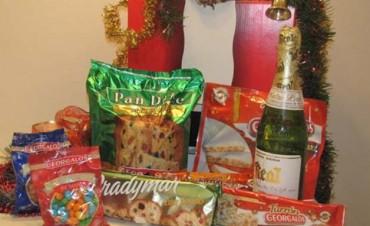 Lanzan canasta navideña a $ 77,90: Estará compuesta por seis productos