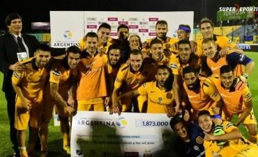 Rosario Central derrotó a Belgrano y jugará una nueva Final de Copa Argentina