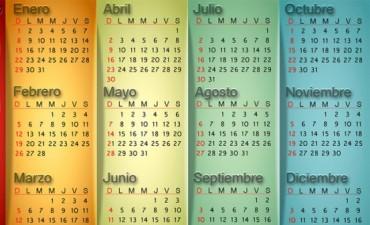En el 2017 habrá 16 feriados y se eliminarán los