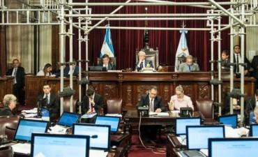 Con amplia mayoría, el Senado aprobó el Presupuesto 2017