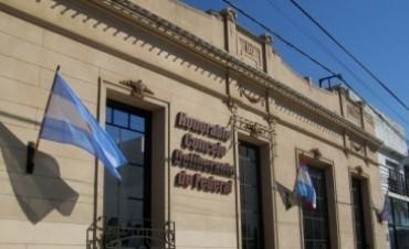 Presupuesto 2017, Cooperativas de Trabajo entre los temas del Concejo Deliberante.