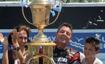 TC: En una dramática definición, Guillermo Ortelli es el nuevo campeón