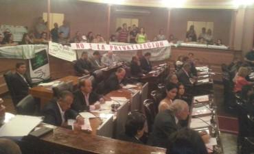 Diputados aprobó ampliar los recursos para juntas de gobierno y hubo polémica por Sidecreer