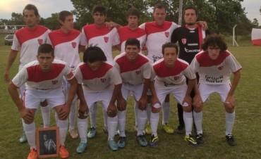 El Campeón del Fútbol de Federal debuto en el Provincial de Clubes con un triunfo en Villa Mantero