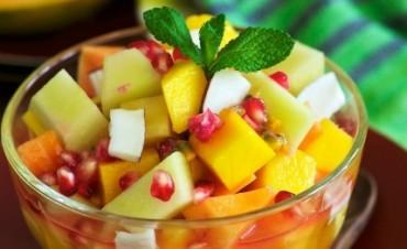 Ensalada de frutas: El postre del verano y de estas fiestas