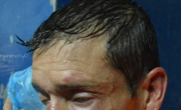 Por la agresión al árbitro, la AFA sancionó a Sarmiento de Ayacucho con la pérdida de la categoría
