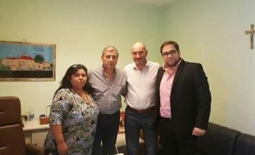 Sergio Duarte es el nuevo Director del Hospital Urquiza de Federal