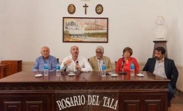 El Consejo Provincial de Salud evaluó las acciones del año en Rosario del Tala