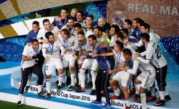 Mundial de Clubes: de la mano de Cristiano Ronaldo, el Real Madrid es otra vez campeón