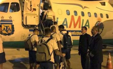 Pudo ser una tragedia: Las serias irregularidades del viaje de la Selección