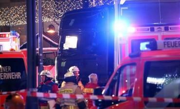 Qué se sabe y qué no sobre el ataque de un camión a un mercado navideño en Berlín