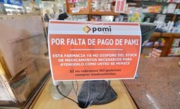Farmacias de Federal ya no están entregando medicamentos a los afiliados de PAMI.