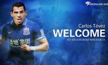 Carlos Tevez, a China: el jugador mejor pago del mundo con un sueldo de 110 mil dólares por día y las dudas sobre la millonaria cifra que recibirá Boca