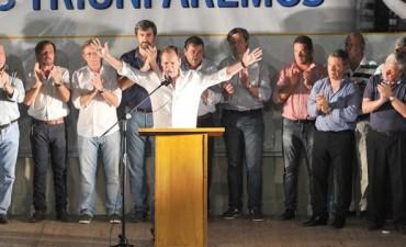 Bordet prometió convocar a elecciones internas del PJ