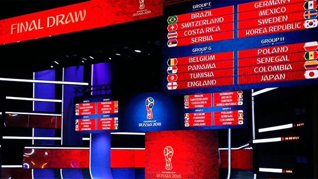 Así quedó conformado el Mundial Rusia 2018 y el temido
