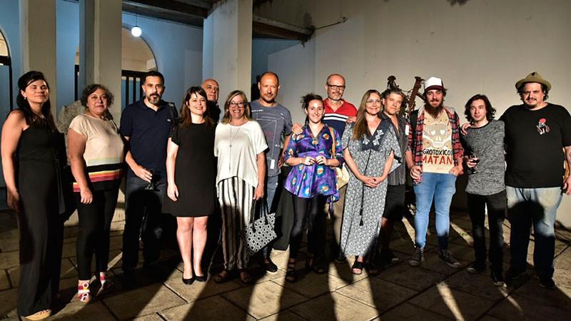 Se inauguró el 54º Salón Anual de Artistas Plásticos de Entre Ríos