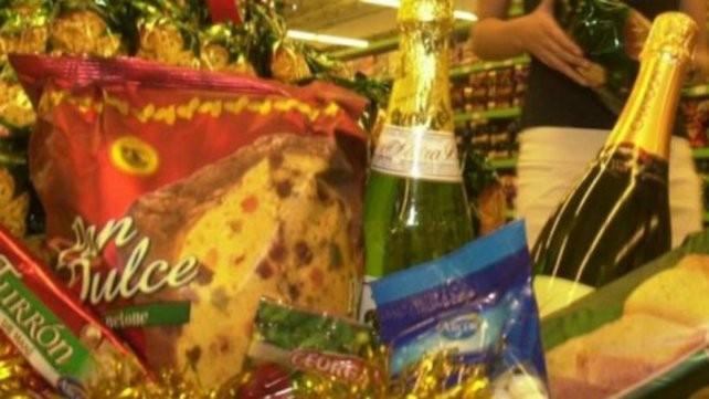 La inflación sobre la mesa: la canasta navideña cuesta este año un 21% más