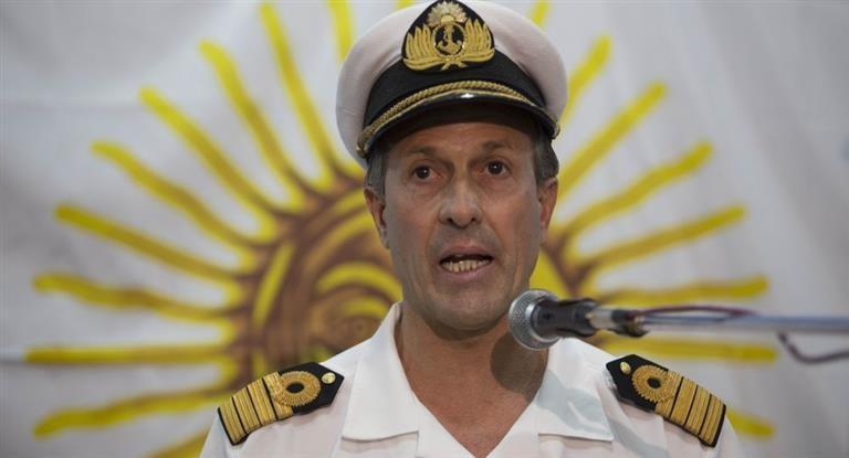 ARA San Juan: llega buque ruso y continúan barriendo el fondo del mar