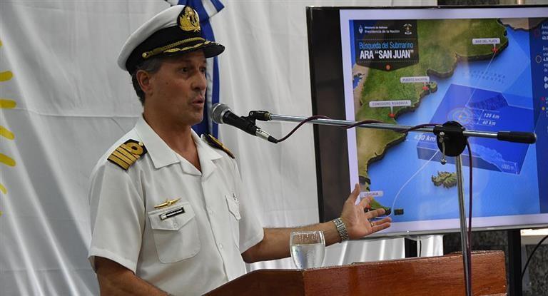 Otros dos nuevos contactos examinados no se corresponden con el submarino ARA San Juan